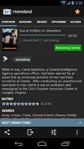 TV Show Favs v3.7.2