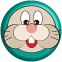 Rabbit Story A 15 Puzzle Game icon