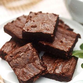 """Martha Louise Stewart's """"To-Die-For"""" Brownies."""
