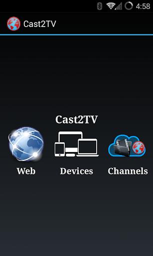Cast2TV-LITE ChromeCast etc