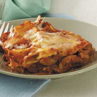 Zucchini Red Pepper Lasagna