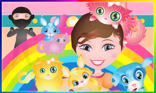 Pet Rainbow- screenshot thumbnail