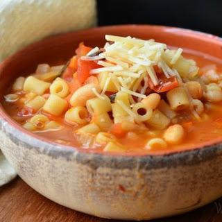 Pasta E Fagioli Soup II