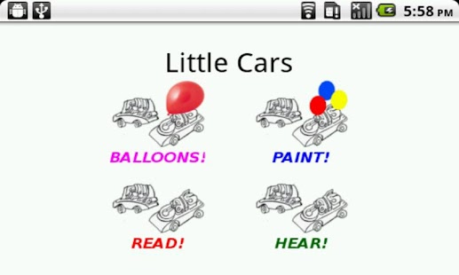little cars- screenshot thumbnail