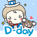 MillyK D-day Widget icon