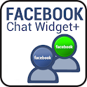 Facebook Chat Widget+ logo