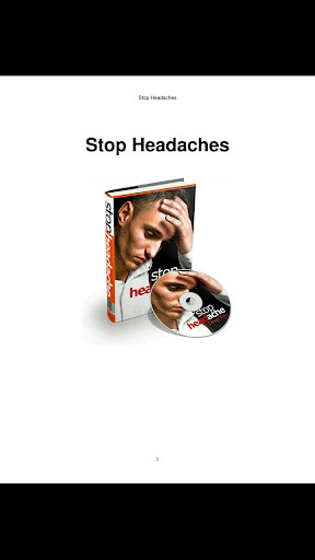 Stop and Cure Headache Now