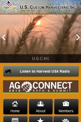 US Custom Harvesters Inc
