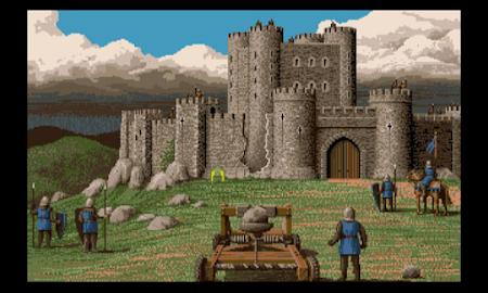 Defender of the Crown Screenshot 8