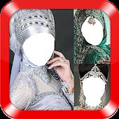 Insta Bridal Dress Montage