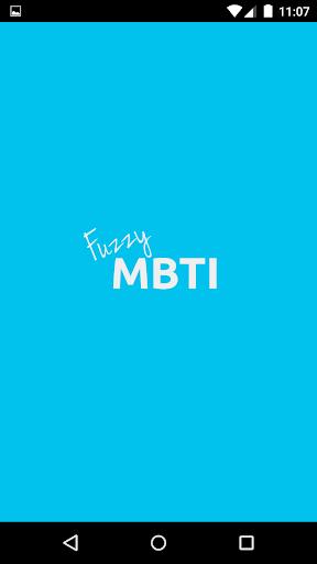 Fuzzy MBTI - An Express Test