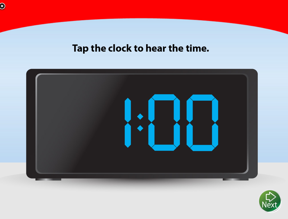 Clock Wise: Learning Time - screenshot