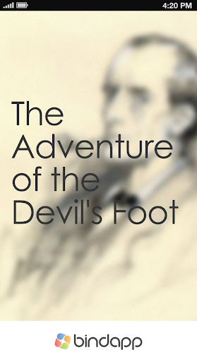 【免費書籍App】Adventure of the Devil's Foot-APP點子