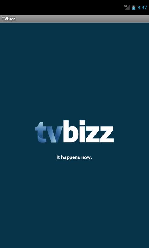 TVbizz- screenshot