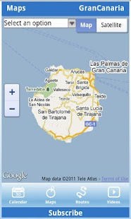GranCanaria- screenshot thumbnail
