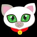 Maneki-neko logo
