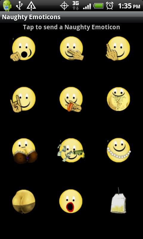 Böse Smileys, Stephanie Cane