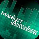 Market Anyware/ราคาหุ้นและกราฟ icon