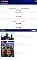 Screenshot of Sky Sports Live Football SC