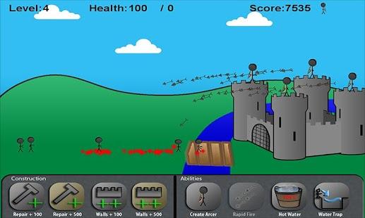 攻城大师(Castle Master 3D) - 7k7k小游戏