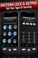 Screenshot of Best Phone Security