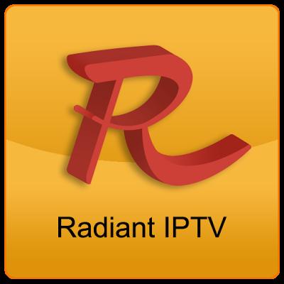 RadiantTV - screenshot