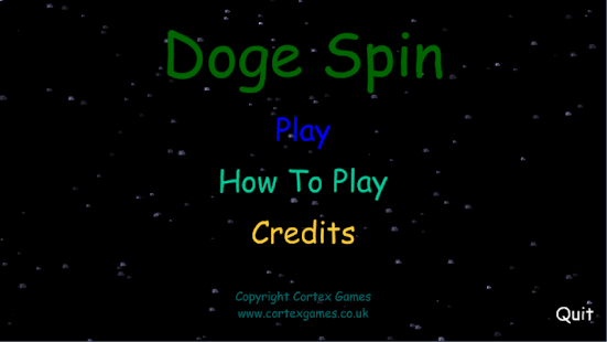 Doge Spin - screenshot thumbnail