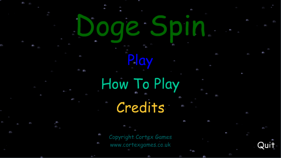 Doge Spin - screenshot