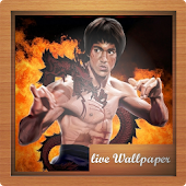Bruce Lee Live Wallpaper
