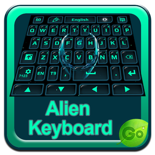 エイリアンキーボード 個人化 App LOGO-硬是要APP