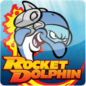 Rocket Dolphin icon