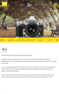 Nikon Reflex e Accessori- screenshot thumbnail