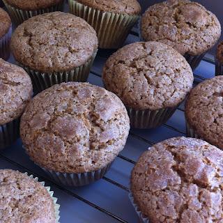 Spiced Pumpkin Muffins