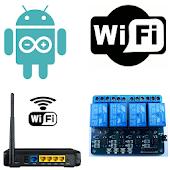 Arduino Wifi Ethernet Control
