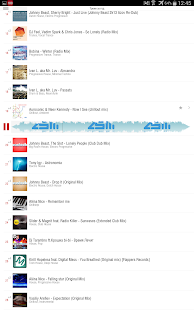 PromoDJ Top100- screenshot thumbnail