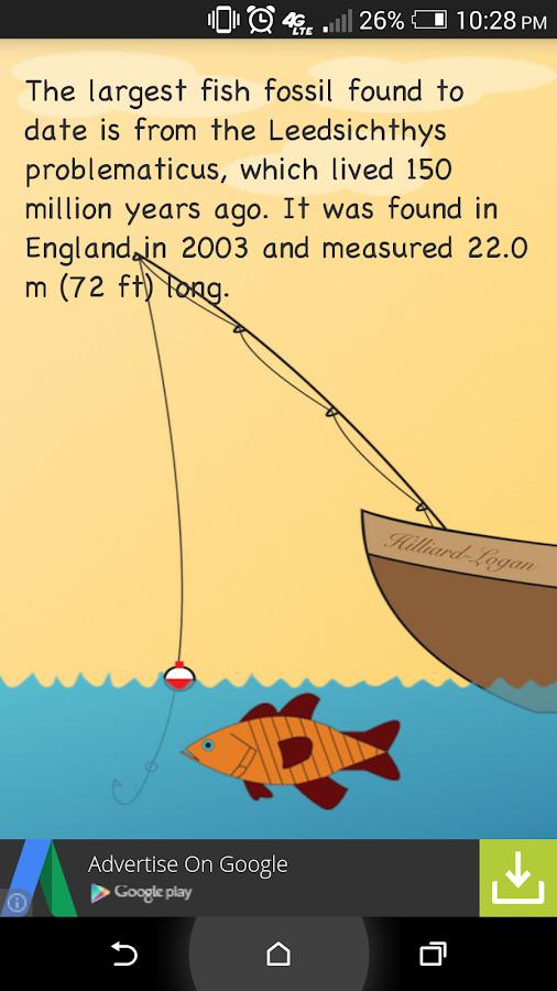 Fish Facts! Free - screenshot