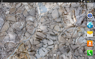 Screenshot of True Water Live Wallpaper