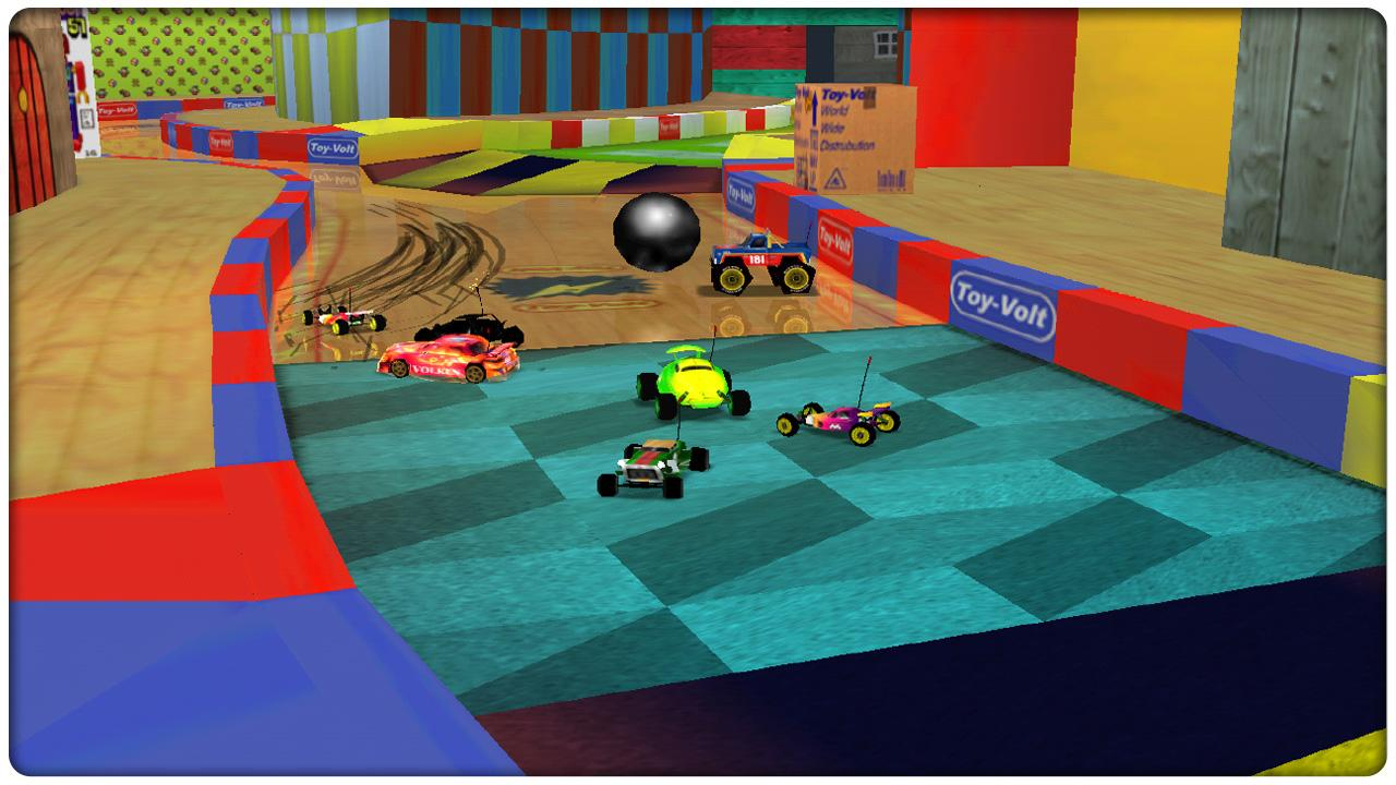 RE-VOLT Classic - 3D Racing - screenshot