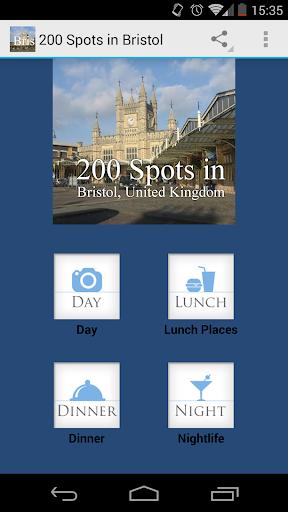 60 Spots in Bristol