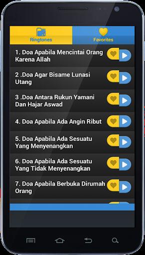 Ringtones Doa Harian Lengkap|玩音樂App免費|玩APPs