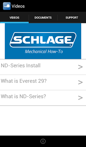 Schlage Mechanical How-To