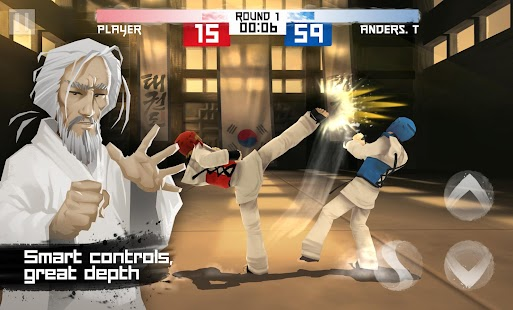 Taekwondo Game Screenshot 6