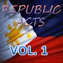 Philippine Laws – Vol. 1 logo