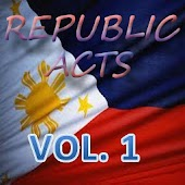 Philippine Laws - Vol. 1
