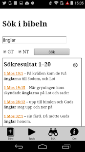 Folkbibeln- screenshot thumbnail