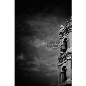S U R V I V A L by Tope T - Black & White Buildings & Architecture