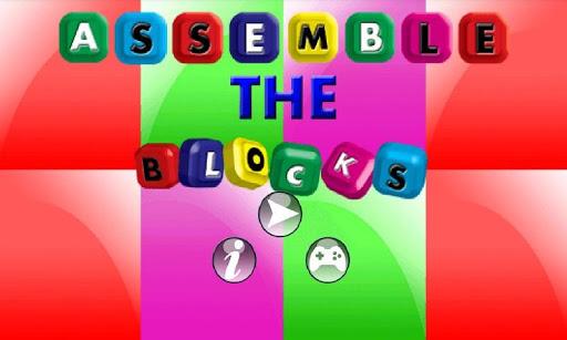 Assemble The Blocks