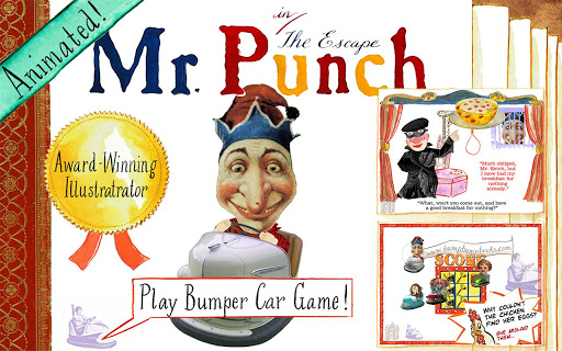 Mr. Punch in the Escape