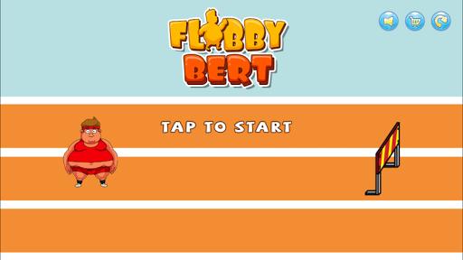 Flabby Bert: Fat Guy Hurdles 2