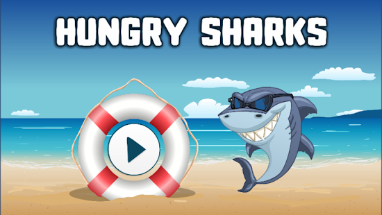Hungry Sharks